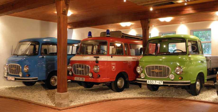 DDR-Fahrzeugsammlung